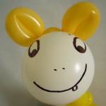 Ballonfigur Hukulila