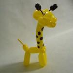Ballontier Giraffe