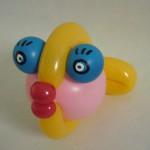 Ballonfigur Kugelfisch