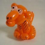 Luftballontier Tiger