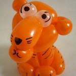 Ballontier Tiger