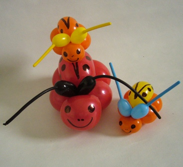kindergeburtstag feiern in bad rothenfelde mit tollen ballonk nstlern. Black Bedroom Furniture Sets. Home Design Ideas